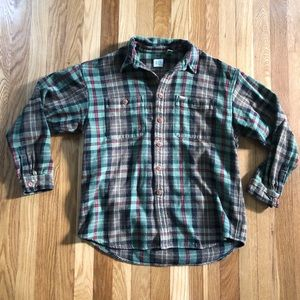 Vintage Gap Flannel